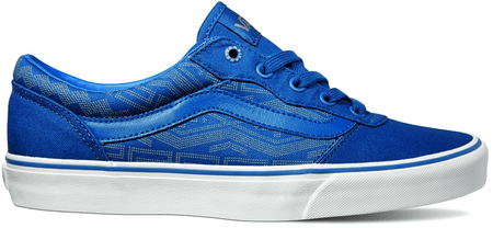 Vans Milton (Geo Tribal) Blue M 11,5 (45)