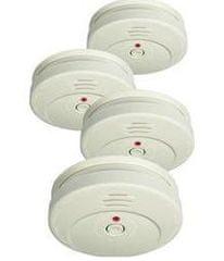 Conrad Detektor kouře Smartwares RM149/4 4 ks