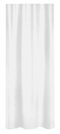 Spirella Sprchový záves Bio 180 x 200 cm biely