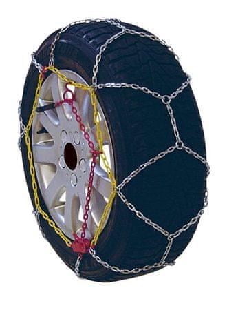 Rinder snežne verige Alpin 9 mm vel 80