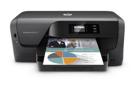 HP Officejet Pro 8210 (D9L63A) + Cashback 650 Kč!