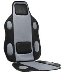 4Cars Potah sedadla Race šedý