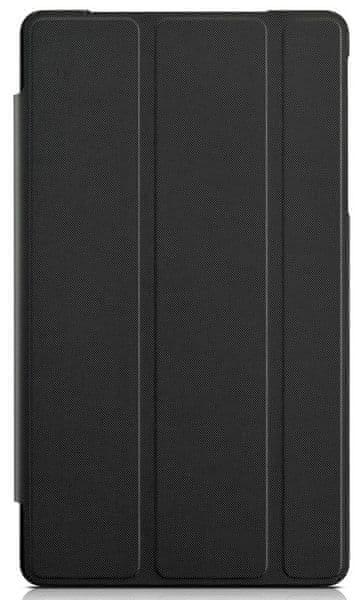 """Alcatel Pouzdro SC8063 Stand Flip Case Pixi 4 """"7"""", černé"""