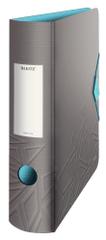Mobilní pořadač Leitz 180 Urban Chic A4 8,2 cm tmavě šedý