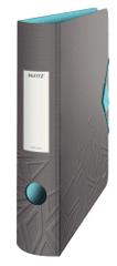 Mobilní pořadač Leitz 180 Urban Chic A4 6,5 cm tmavě šedý