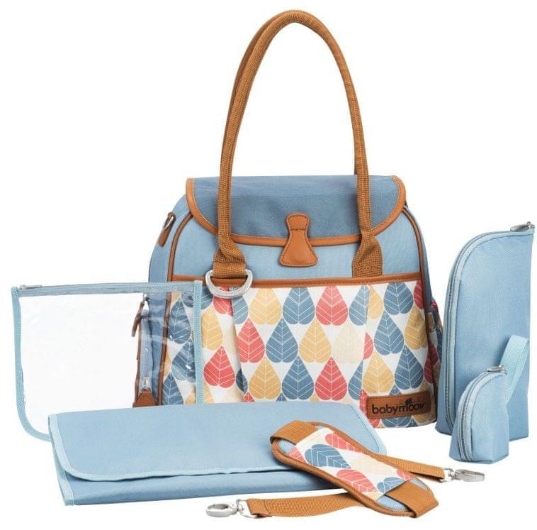 Babymoov Přebalovací taška Style Bag, Petrol