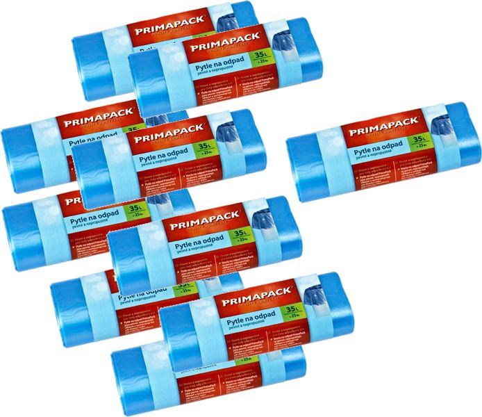 Prima Pack 10x Pytle na odpad 35l/25ks