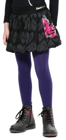 Desigual spódnica dziewczęca 152 czarny