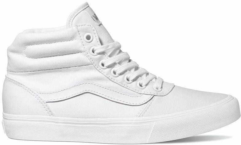 Vans Milton Hi (Canvas) White W 8,5 (39)