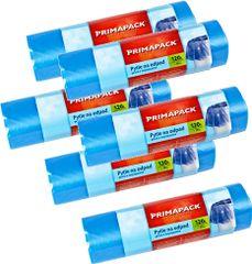 Prima Pack 6x Vrecia na odpad 120l/10ks