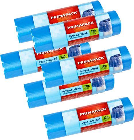 Prima Pack 6x Pytle na odpad 120l/10ks
