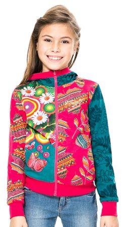 Desigual bluza dziewczęca 152 wielokolorowy
