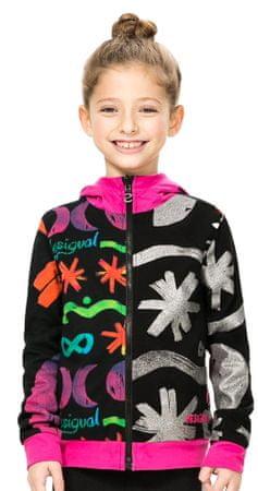 Desigual lány pulóver 116 többszínű