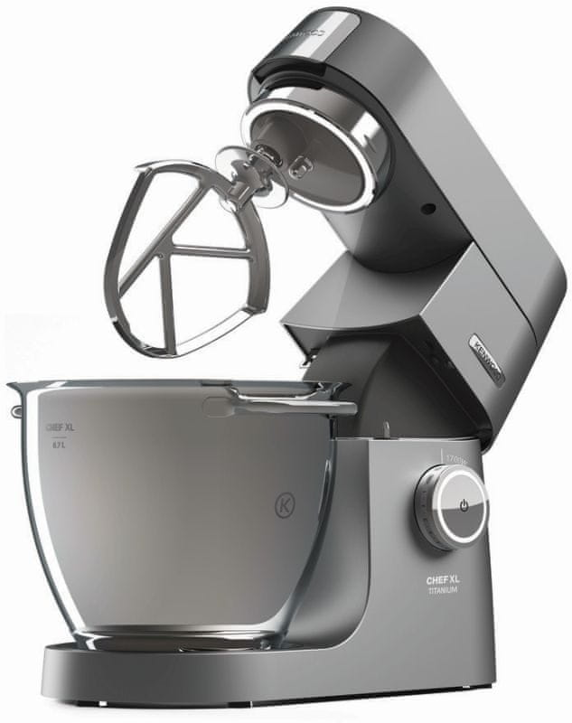 Kenwood Chef XL Titanium KVL8400S - rozbaleno