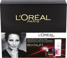 L'Oréal Revitalift Laser X3 Day Cream 50 ml Revitalift Laser X3 + 200 ml Sublime Soft Cleansing Milk