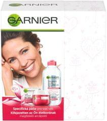 Garnier Dárková sada Skin Essentials 45+