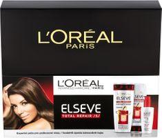 L'Oréal Elseve Total Repair 5 Šampon 250 ml + Balzám 200 ml + Krém na poškozené vlasy 100 ml