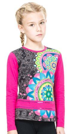 Desigual dekliška majica 104 večbarvna
