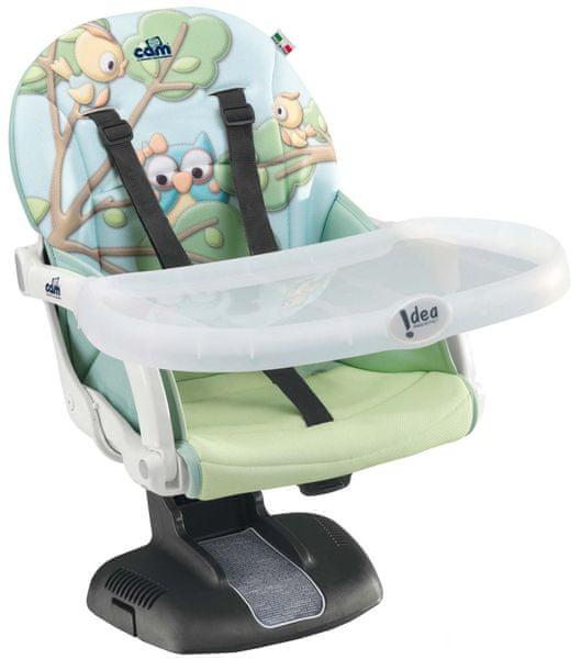 CAM Jídelní židlička Idea, Col.225