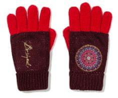 Desigual rękawiczki dziewczęce