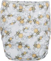 G-mini Plenkové kalhotky síť, potisk včelky