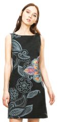 Desigual dámské šaty se vzorem