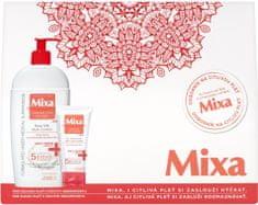 Mixa zestaw Cold Cream - krem do twarzy - 50 ml + balsam do ciała - 400 ml