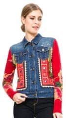 Desigual dámská jeansová bunda
