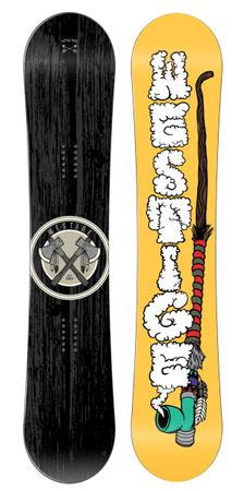 Westige Apache černá/žlutá 155