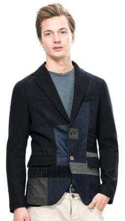Desigual moški blazer 54 črna