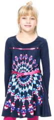 Desigual dekliška obleka