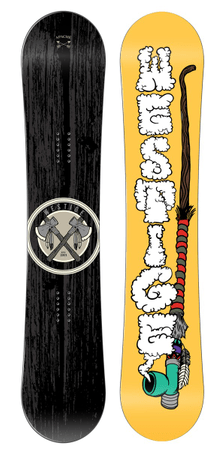 Westige Apache w černá/žlutá 164