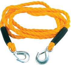 CarPoint Tažné lano Carpoint 5000 kg se 2 háky