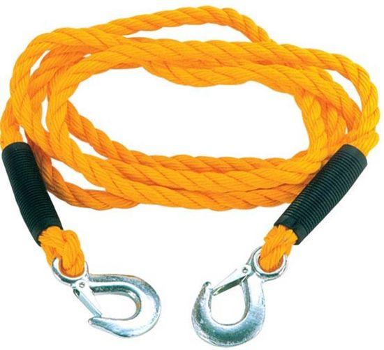 CarPoint vlečna vrv, 3m/18mm, 5000kg