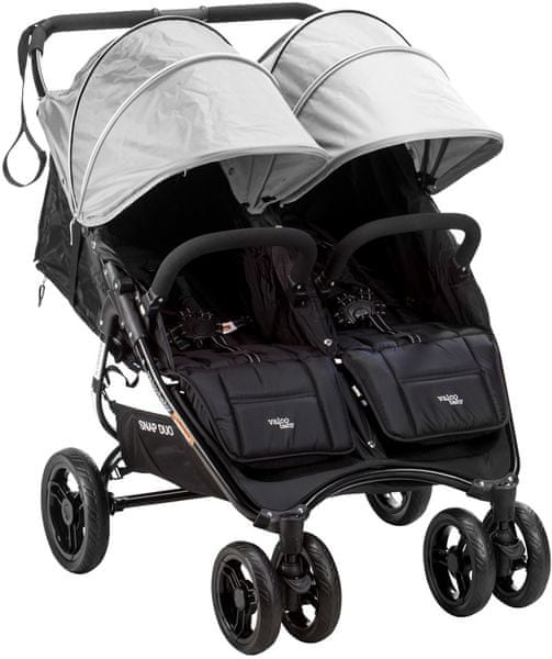 Valco SNAP 4 Duo Black 2016, šedá