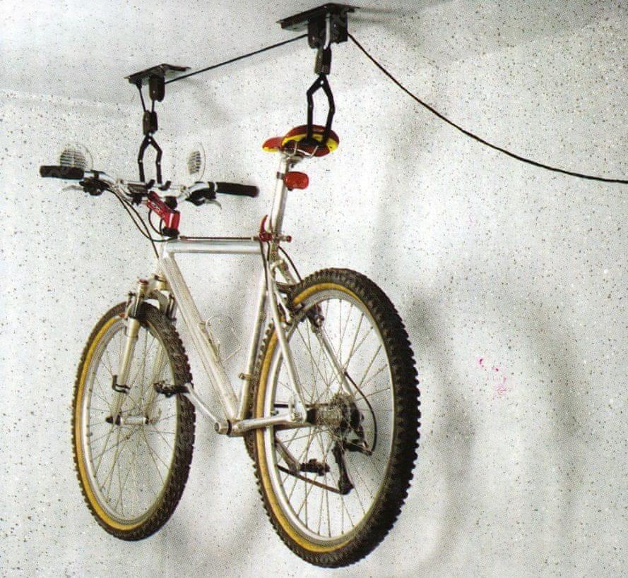 CarPoint Držák jízdního kola - připevnění pod strop