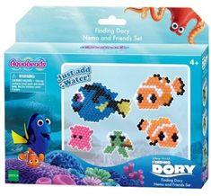 Aquabeads Zestaw-Gdzie jest Dory? Nemo i przyjaciele