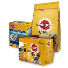 Pedigree kombinirano pakiranje za odrasle pse Adult Vital