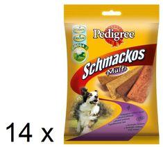 Pedigree przysmak dla psa Schmackos 14 x 172g