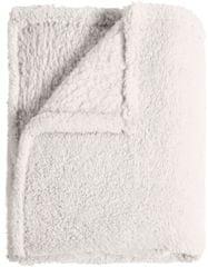 Mistral Home Pléd Sherpa 130x170 cm, biela