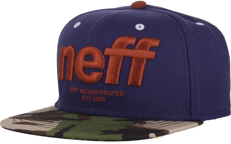 Neff Hardr Cap Navy