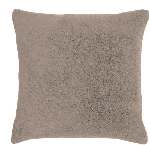 Mistral Home Dekorační polštářek beránek Walnut 40x40 cm