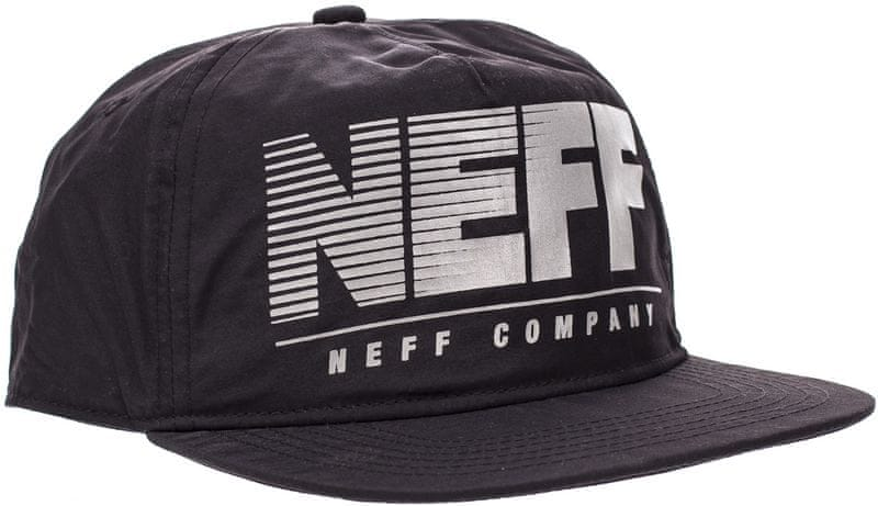 Neff Neon Krinkle Deconstructed Black