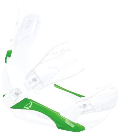 SP osłony prowadnic Fastec Color Kit Neon Green L