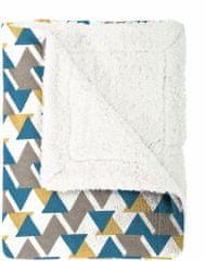 Mistral Home Pléd beránek Triangle 130x170 cm