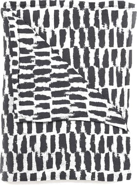 Mistral Home Pléd Stripe mikroplyš 130x170 cm