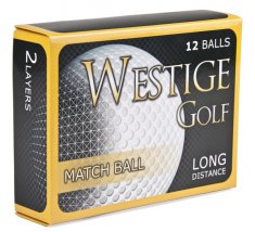 Westige Golf Balls Pack 12pcs
