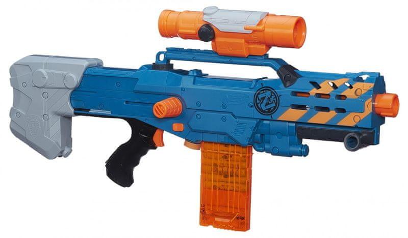 Nerf ZOMBIE STRIKE Zed squad longshot CS 12