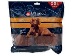 Ontario Snack Dry Rabbit Fillet 500g