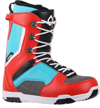 Westige buty snowboardowe Max Blue/Red 37